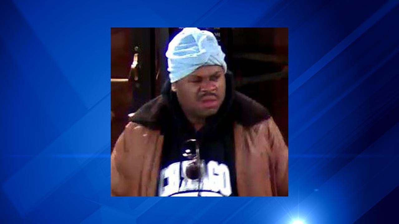 Suspect wanted for arsons in men's bathrooms at Roosevelt, DePaul universities