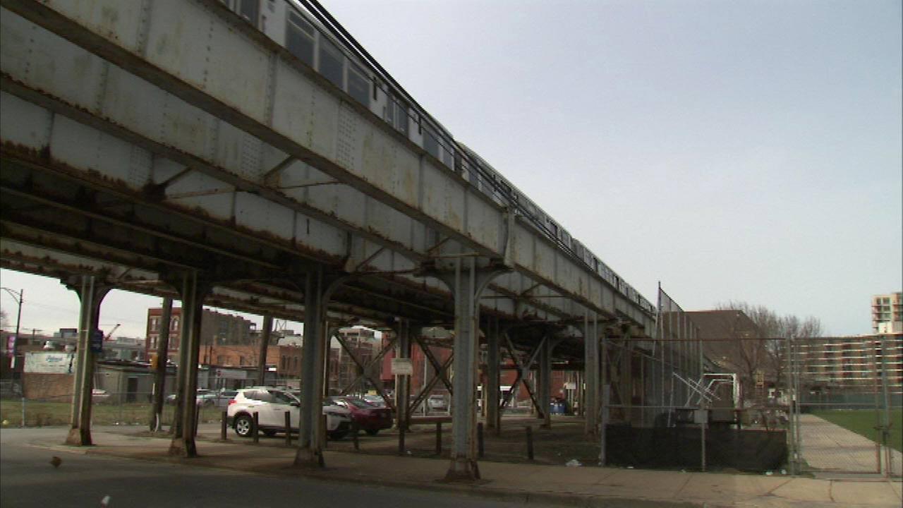 CTA Brown, Purple line work between Armitage, Merchandise Mart begins next weekend