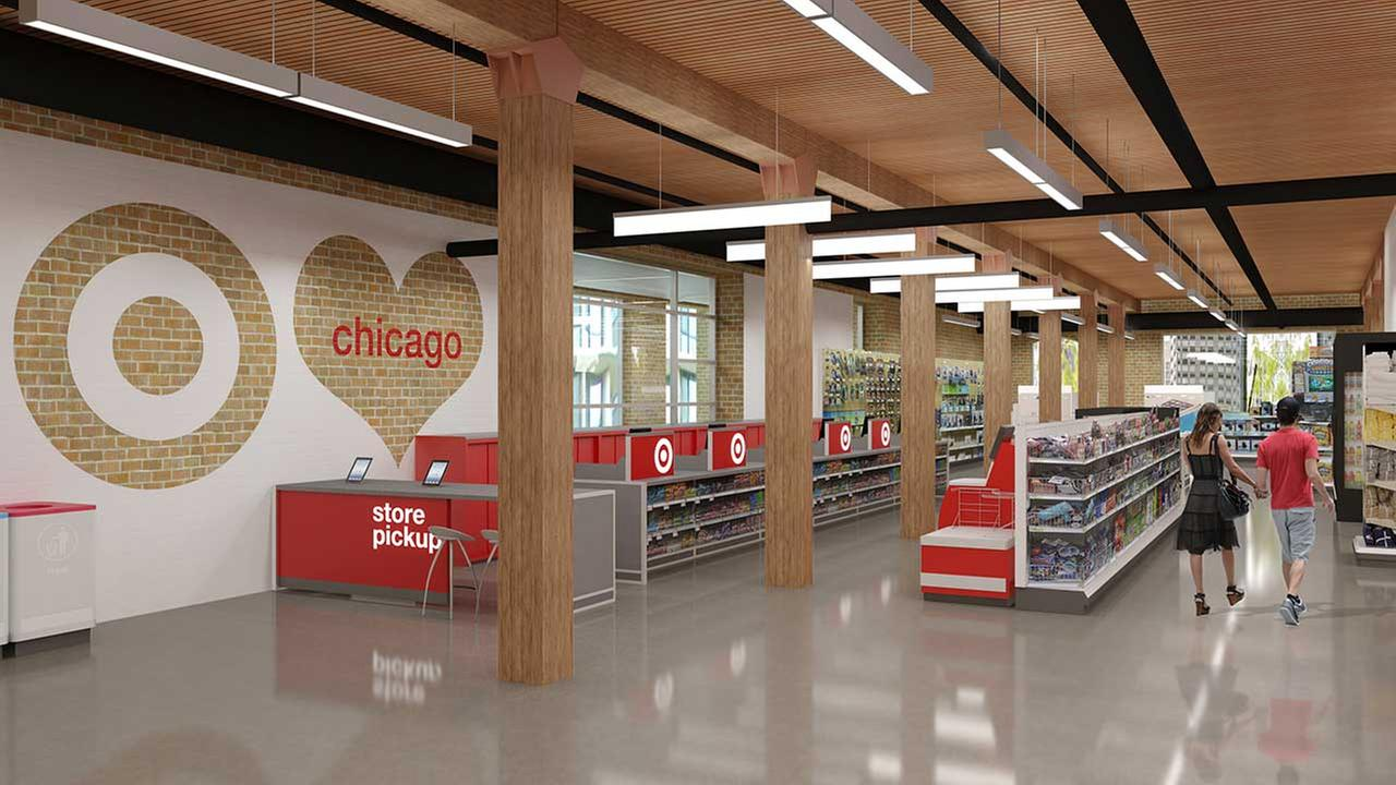 Streeterville TargetExpress expected to open in October 2015.