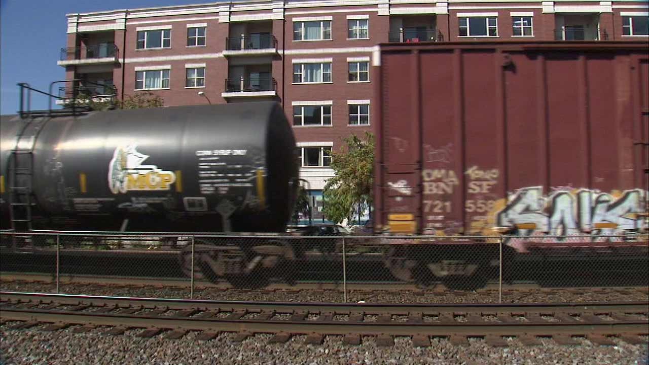 Durbin pushes for freight rail safety after Galena derailment