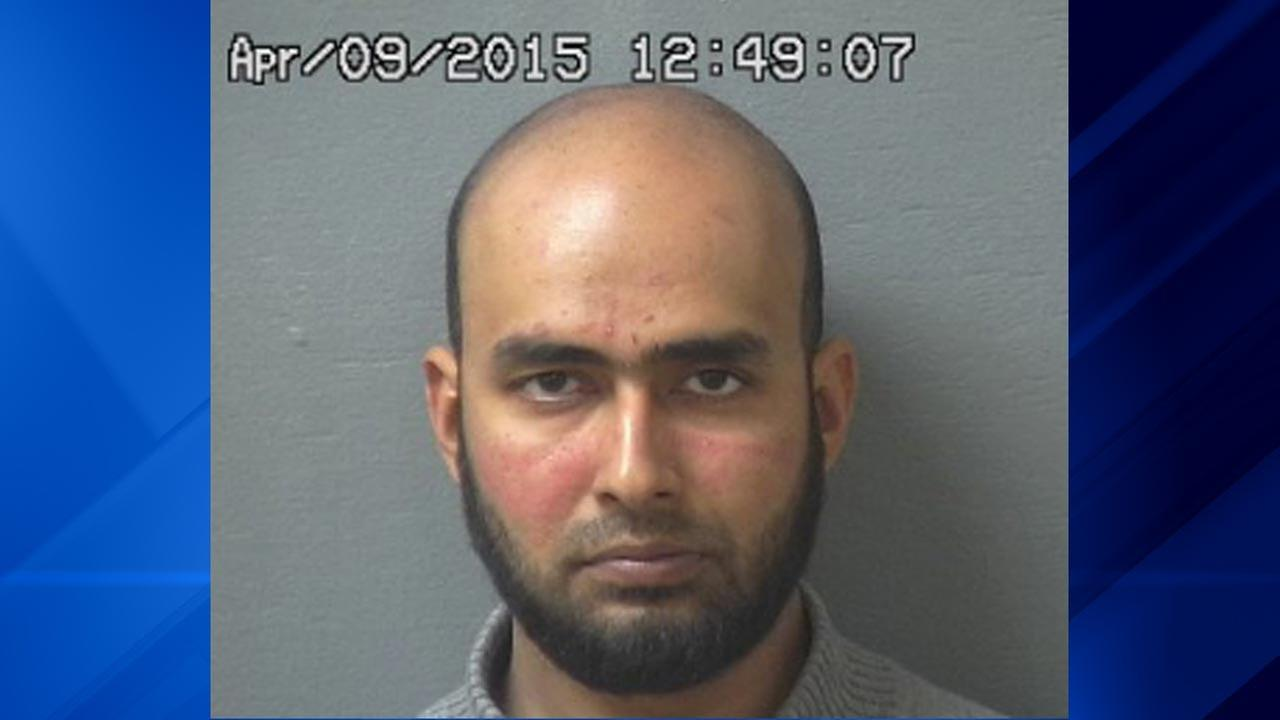 Faiz Ikramulla, 35.