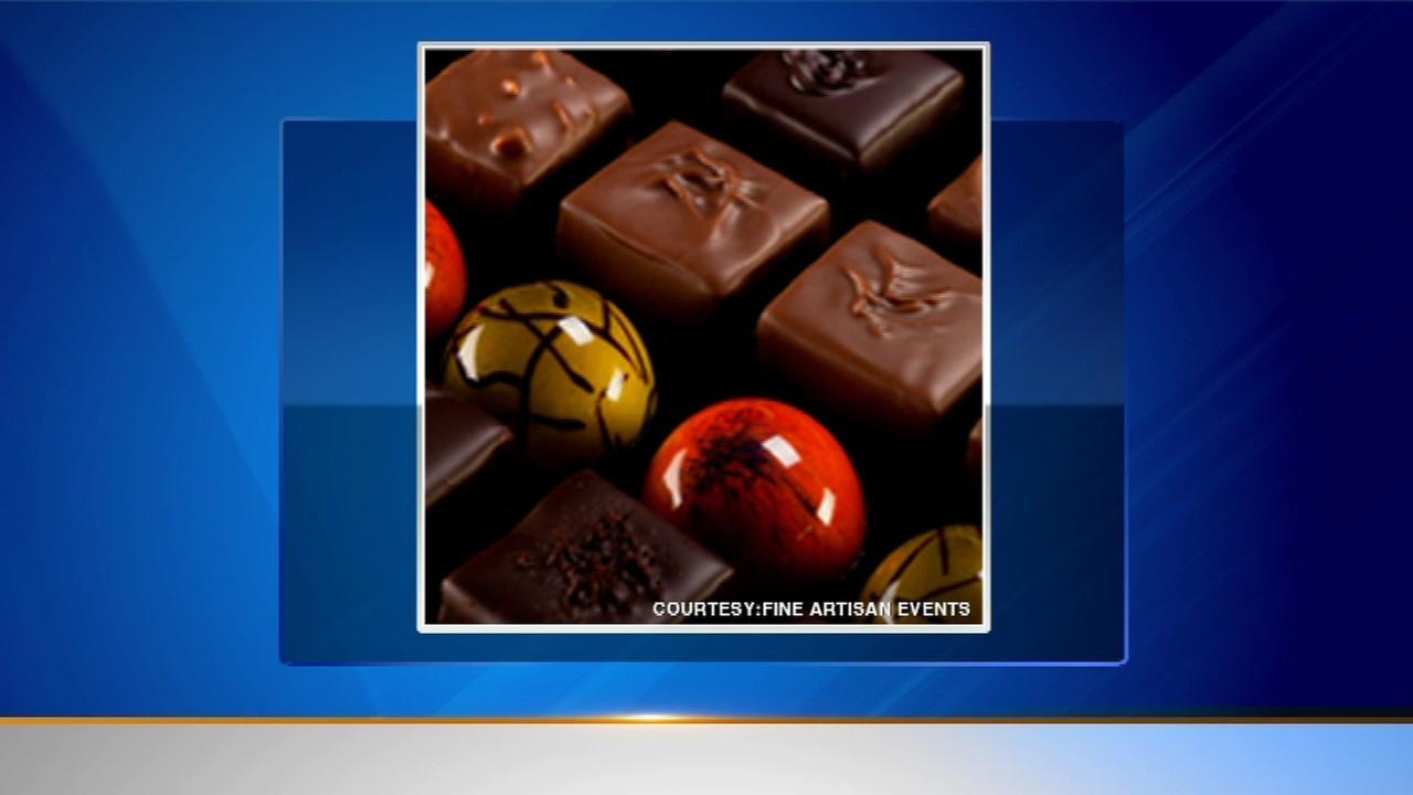 The Chicagoland Artisan Chocolate Festival & Wine Tasting