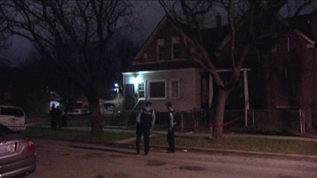 Boy, 13, shot in Englewood