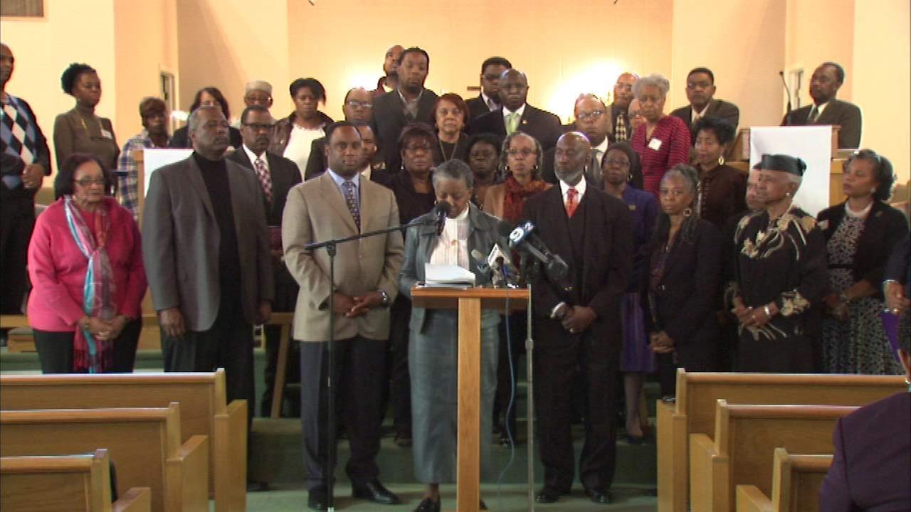 Rainbow PUSH calls on federal prosecutors to examine Dante Servin case