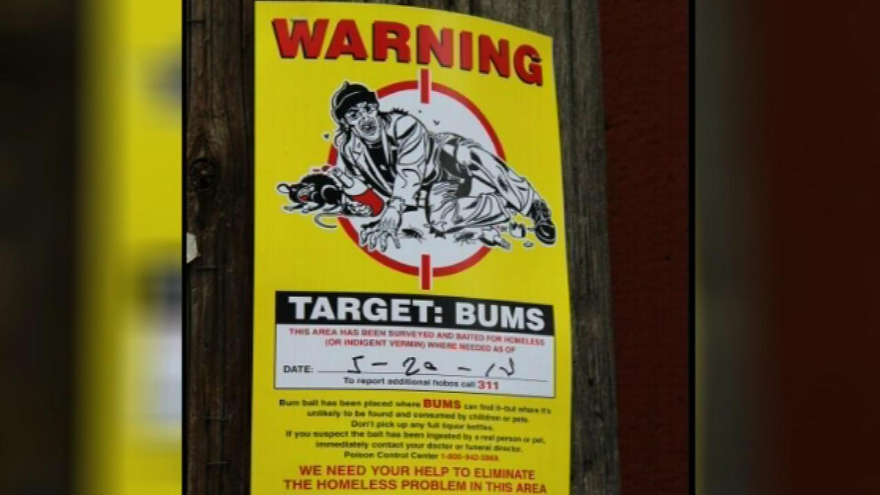 target bums