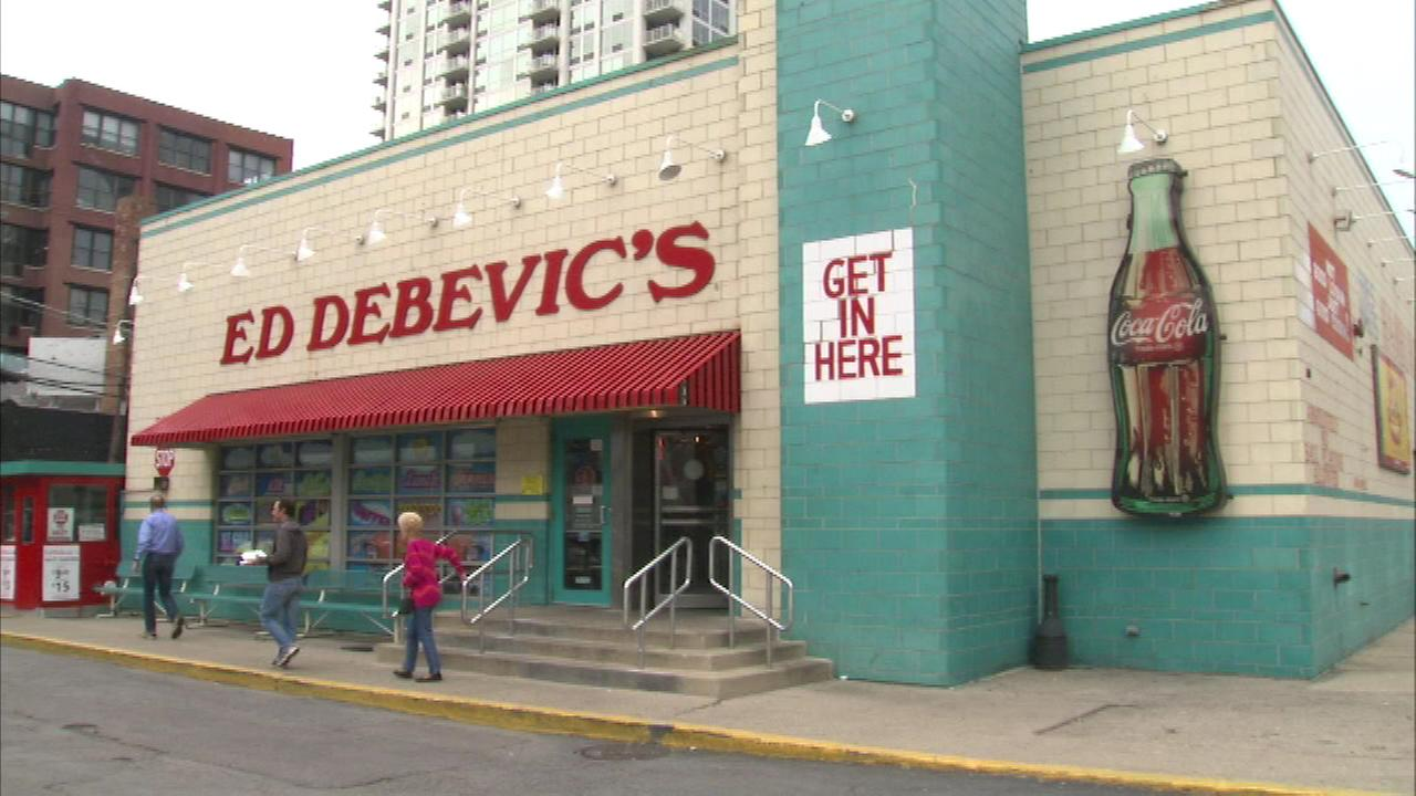 Ed Debevics 50s-styled diner in River North has been a popular restaurant for more than 30 years.