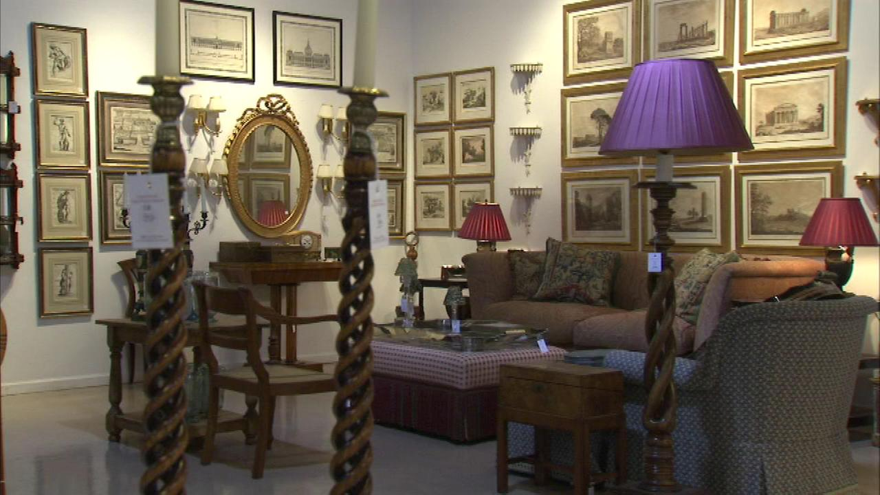 Bidding begins Saturday for an auction of items owned by Oprah Winfrey.