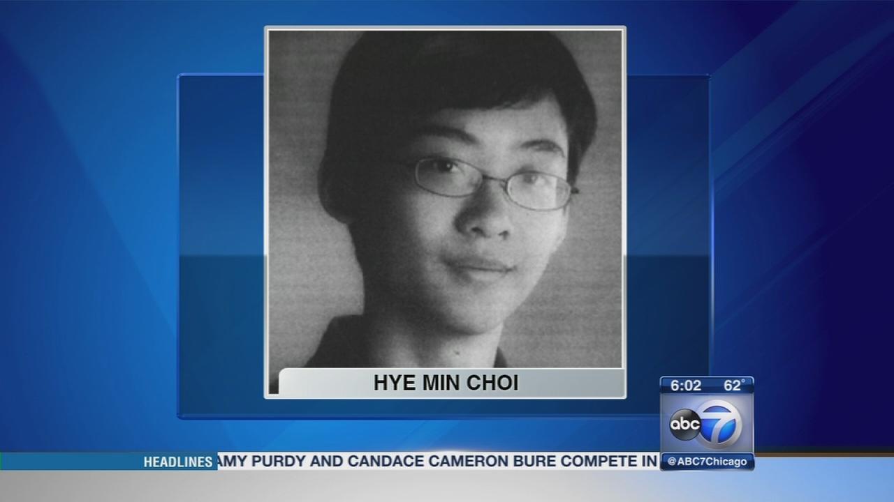Missing University of Illinois student vashines from airport