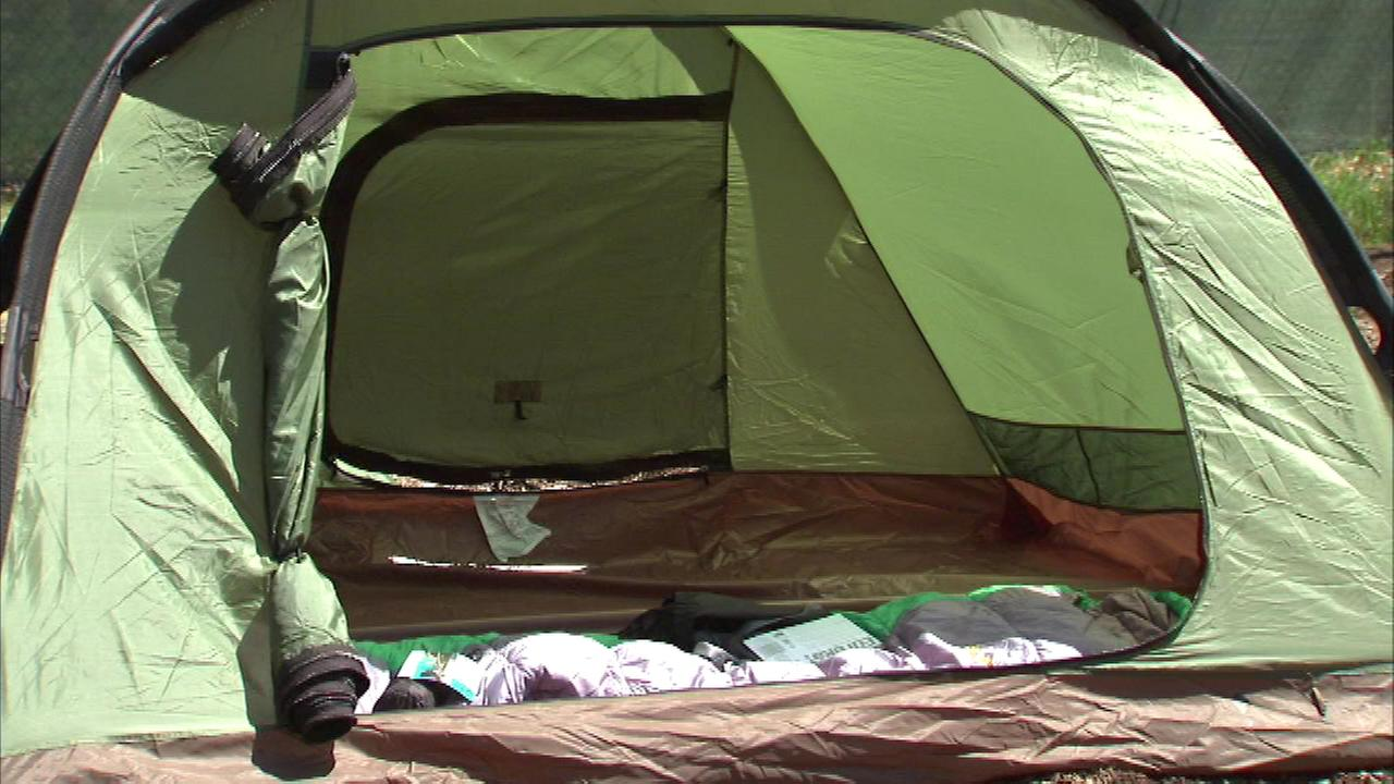 5 Cook County Forest Preserves will open for camping