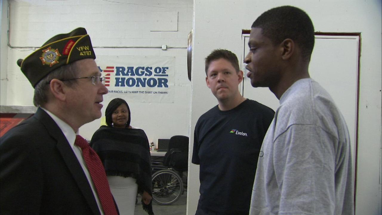 United States Senator Mark Kirk is promoting a Veterans Day Moment of Silence Bill.