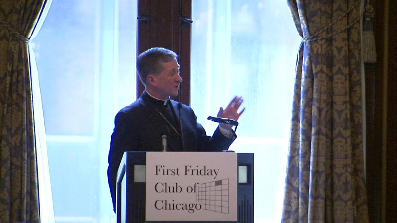 Chicagos Archbishop Blase Cupich is spelling out some of his priorities for the archdiocese, calling for collaboration and decentralization in the local church.