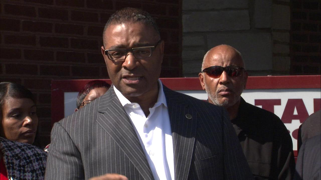 Richard Boykin is calling on city leaders to find ways to curb the violence.