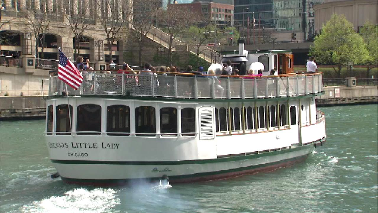 Mercury Skyline river cruises resume this weekend