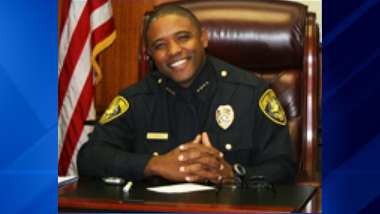 Police Chief Floyd Simpson