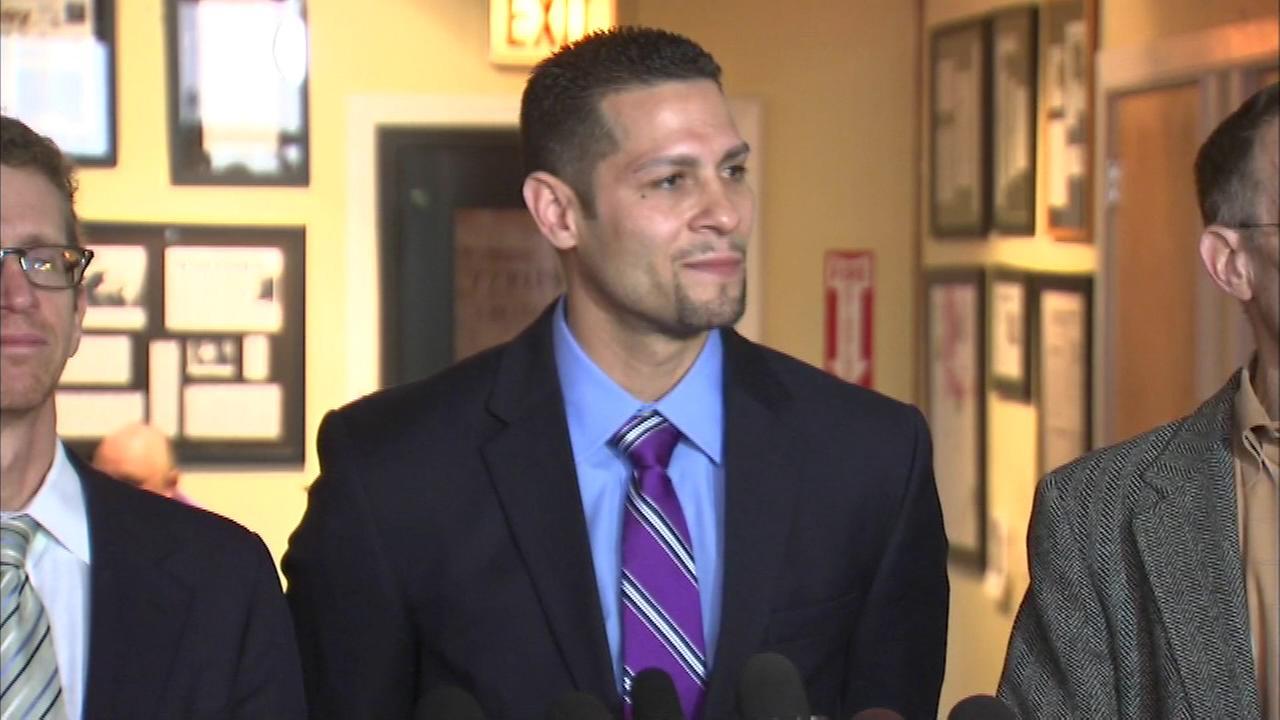Juan Rivera receives $7.5 million settlement