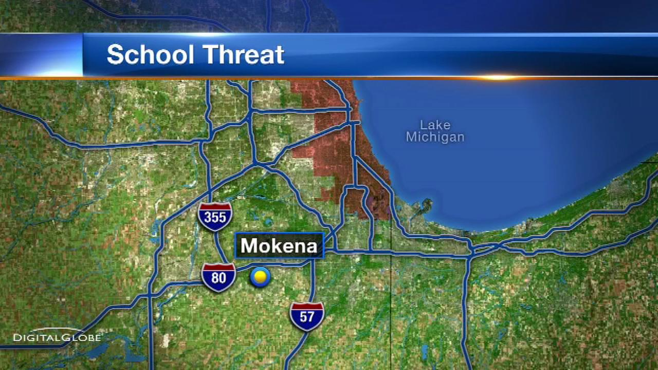 Mokena after school events canceled.