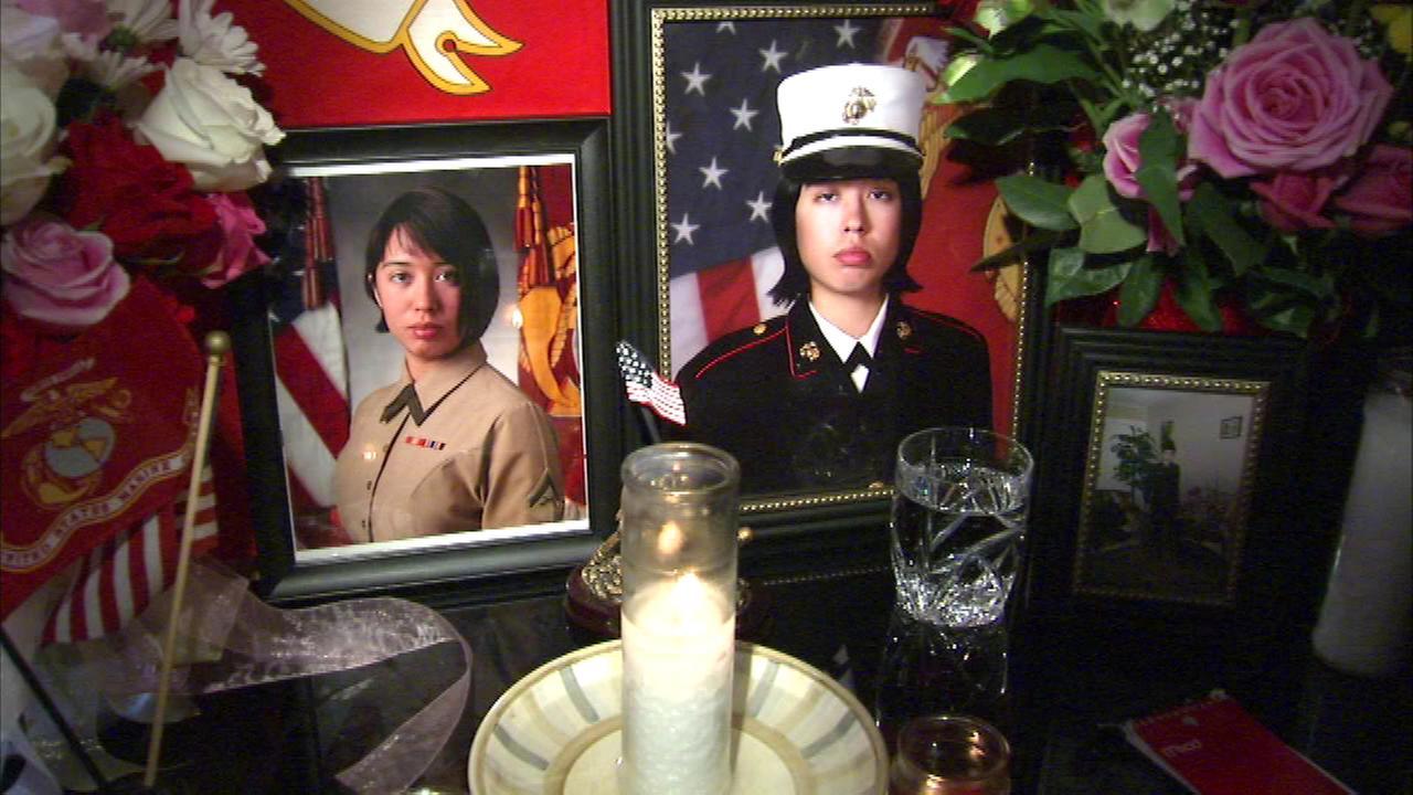 Illinois Marine Cpl. Sara A. Medina among 8 identified in Nepalese helicopter crash