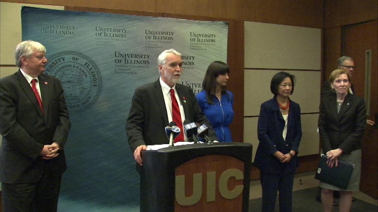 U of I widens investigation into alleged mistreatment of athletes