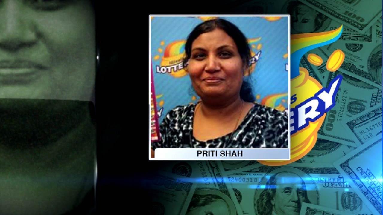 Priti Shah.