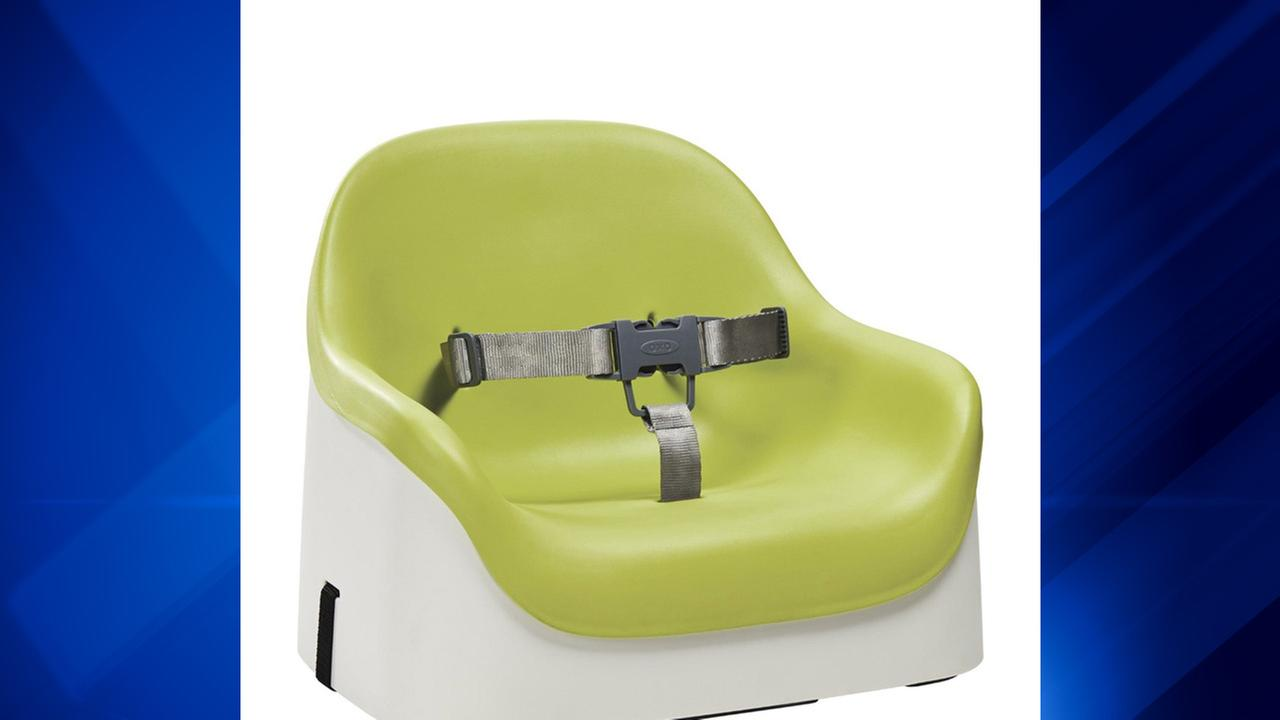 OXO Nest Booster Seat.