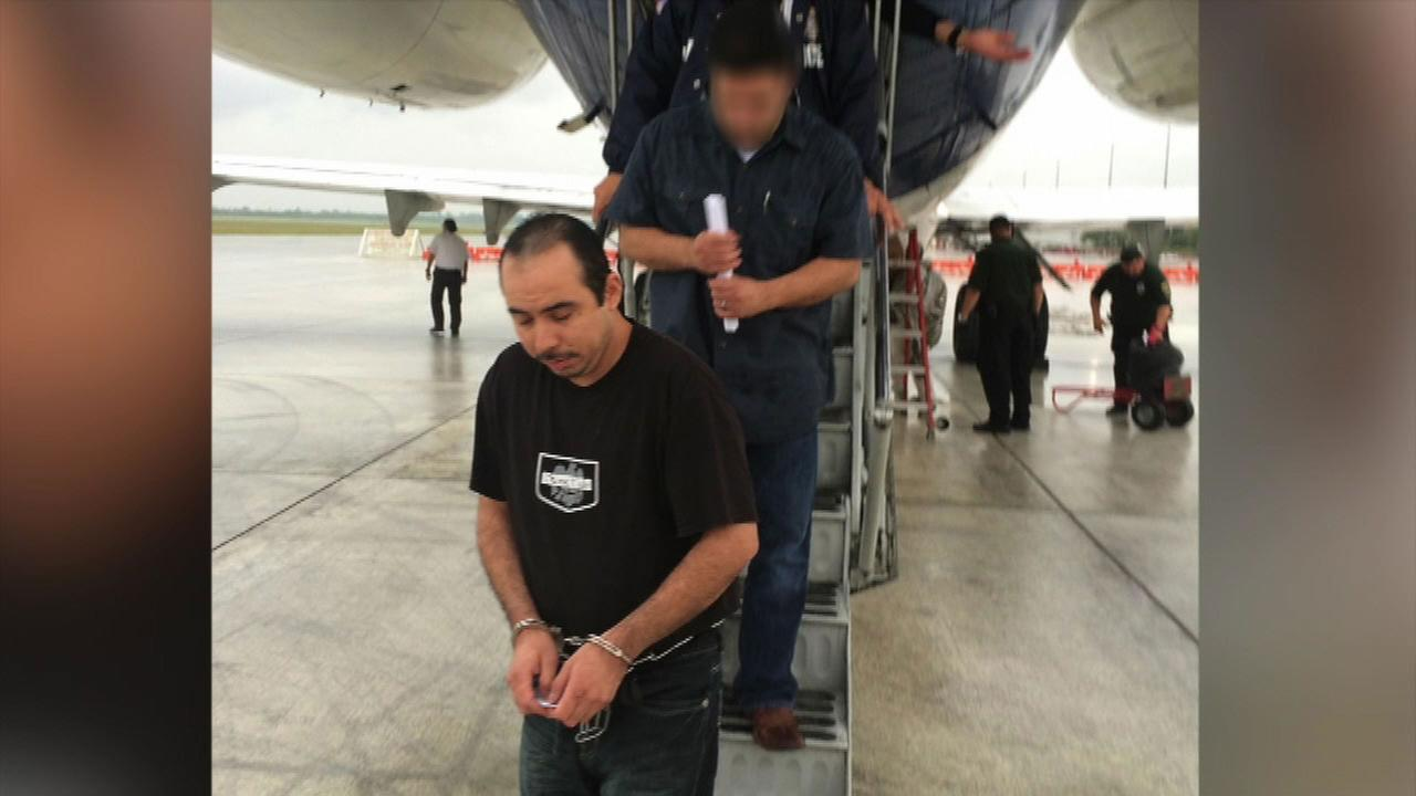 Carlos Cortez-Hernandez, man accused in Mexico revenge murder, deported