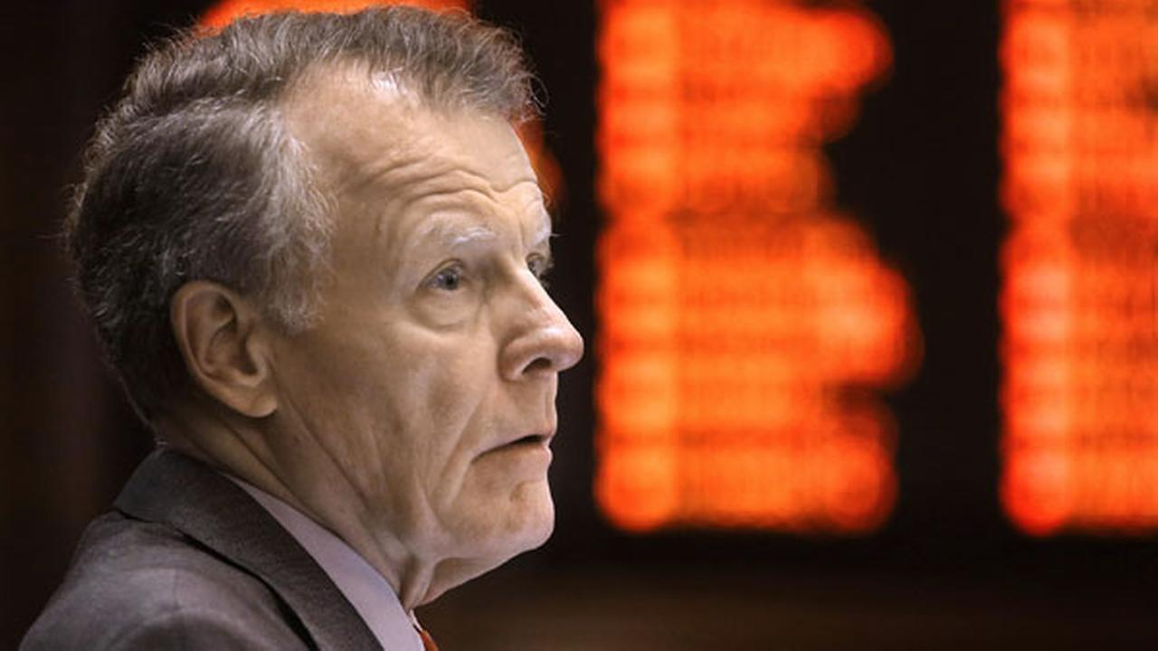 (FILE) Illinois Speaker of the House Michael Madigan.