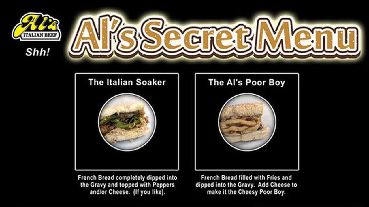 Al's Italian Beef releases secret menu