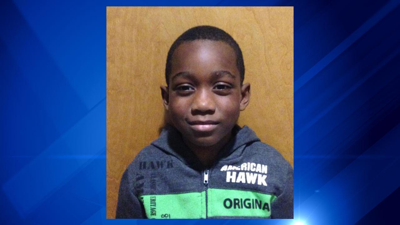 6-year-old boy missing