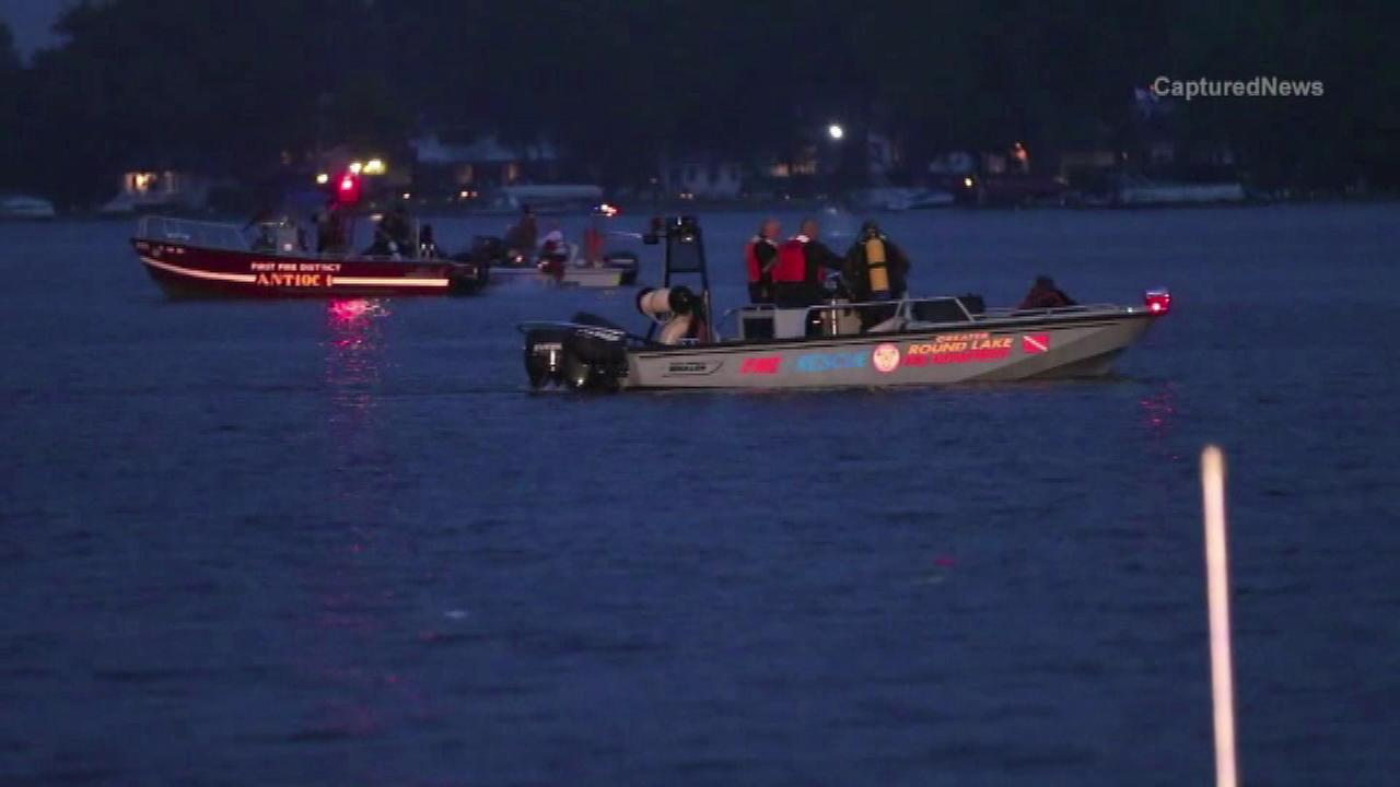 Man missing after canoe capsizes