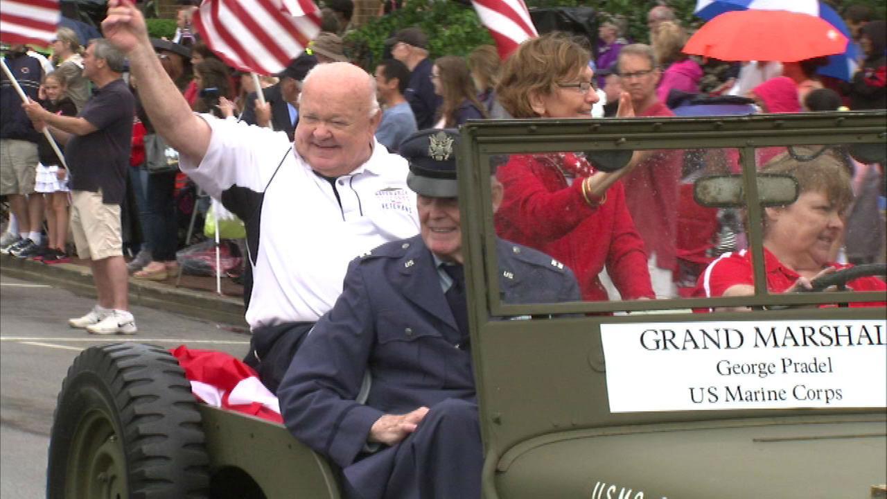 Naperville Memorial Day Parade