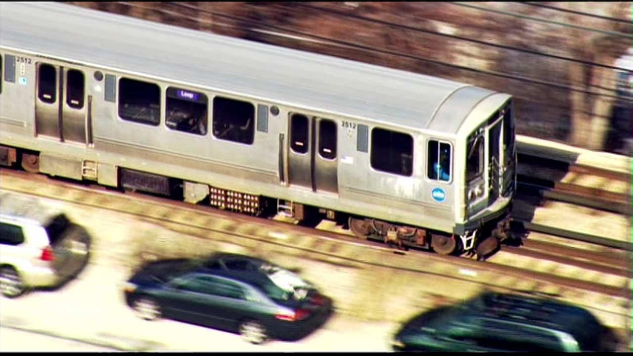 CTA to test Purple Line week night service