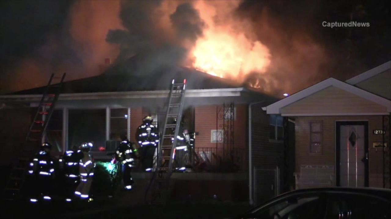 No injuries in Calumet Park house fire