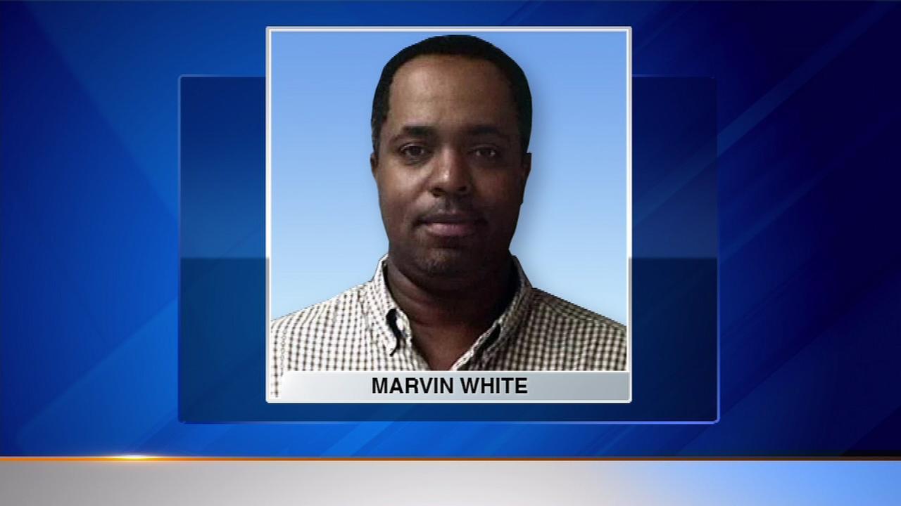 Uber driver Marvin White