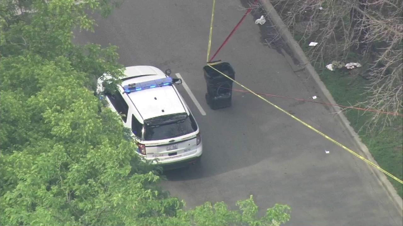 Man, 26, shot in McKinley Park