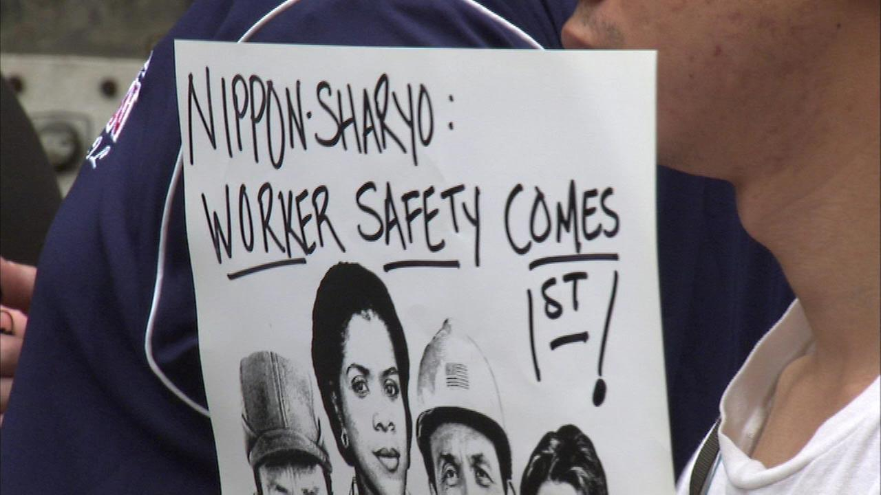 Worker claims she was fired for speaking about Nippon Sharyo safety violations