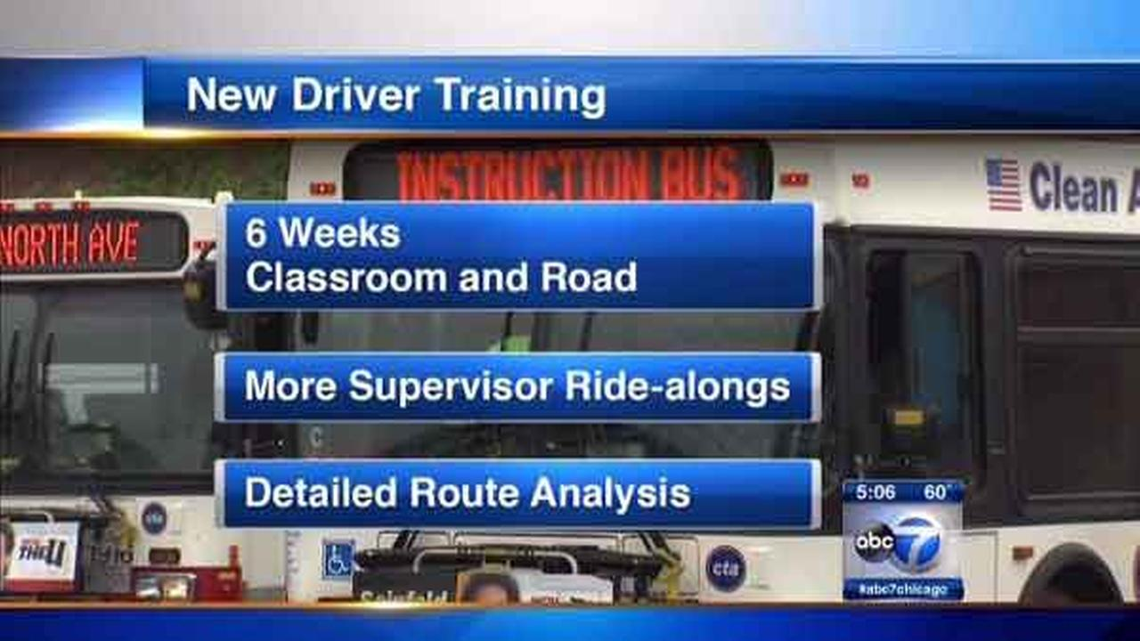 Ten days after a CTA bus driver struck and killed a pedestrian, changes are coming to the transit agencys driver training program.