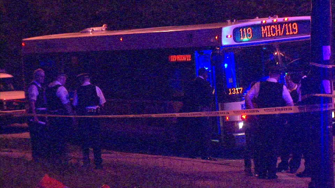 Argument on CTA bus leads to shooting in West Pullman