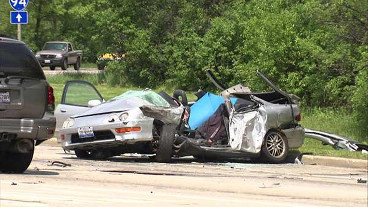 roads open after northbrook accident abc7chicagocom