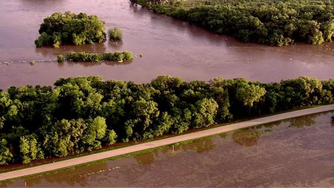 utica flooding