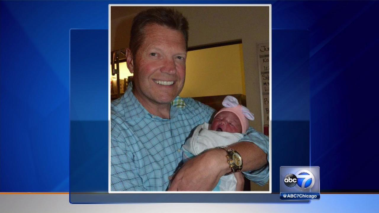 ABC7's Alan Krashesky is a grandpa!