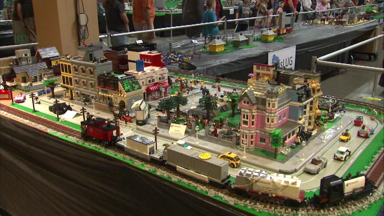 'Brickworld Chicago' Lego expo