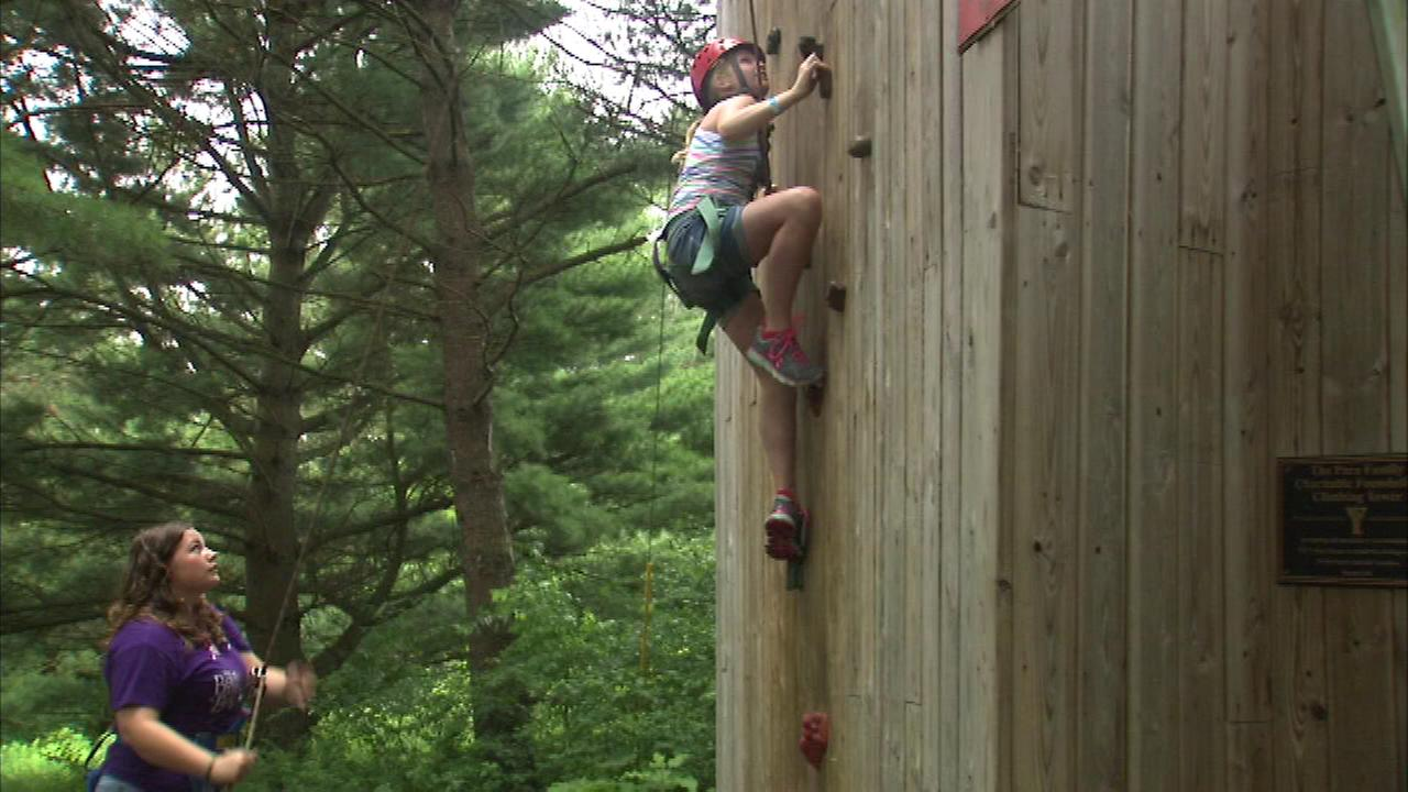 Ingleside camp for burn victims focuses on fun and self-esteem
