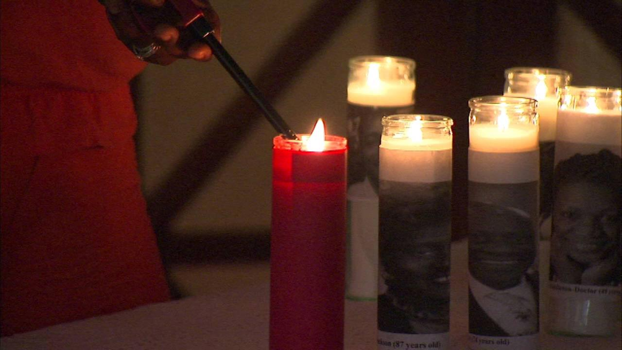 Bronzeville Grant Memorial AME church honors South Carolina shooting victims