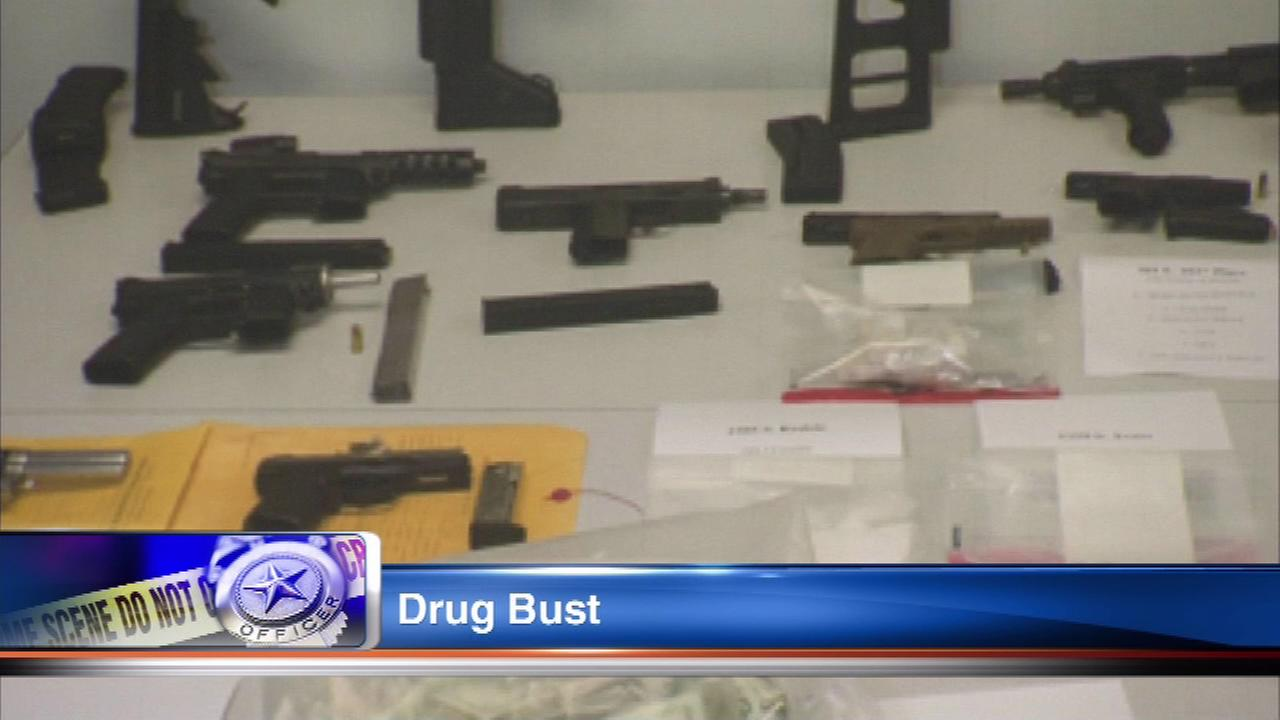 42 charged in Homan Square drug bust