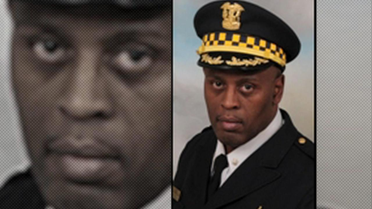 Chicago Police Cmdr. Glenn Evans