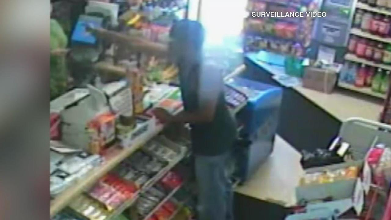 Warrant issued for man in attempted armed robbery at Waukegan store