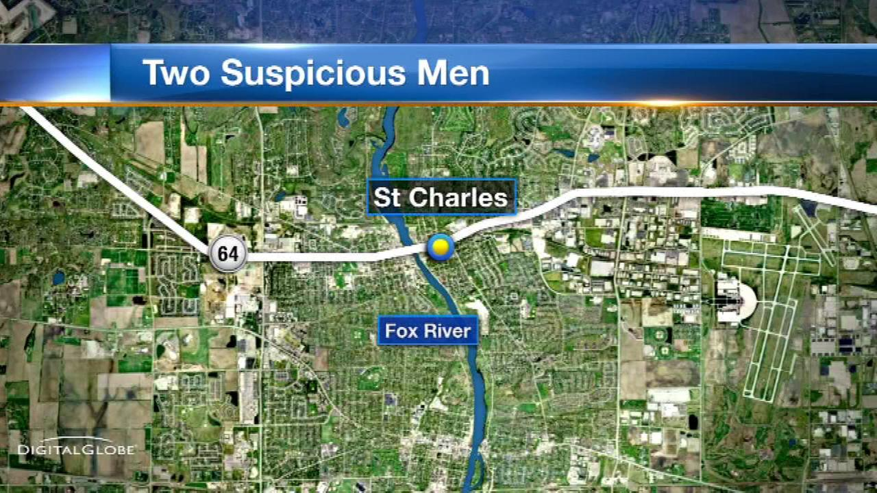 Attempted child luring in St. Charles
