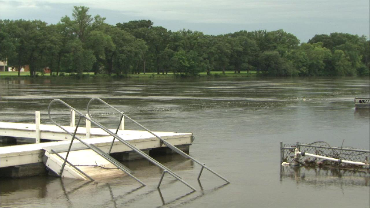 The Kankakee River is now open for recreational boaters.