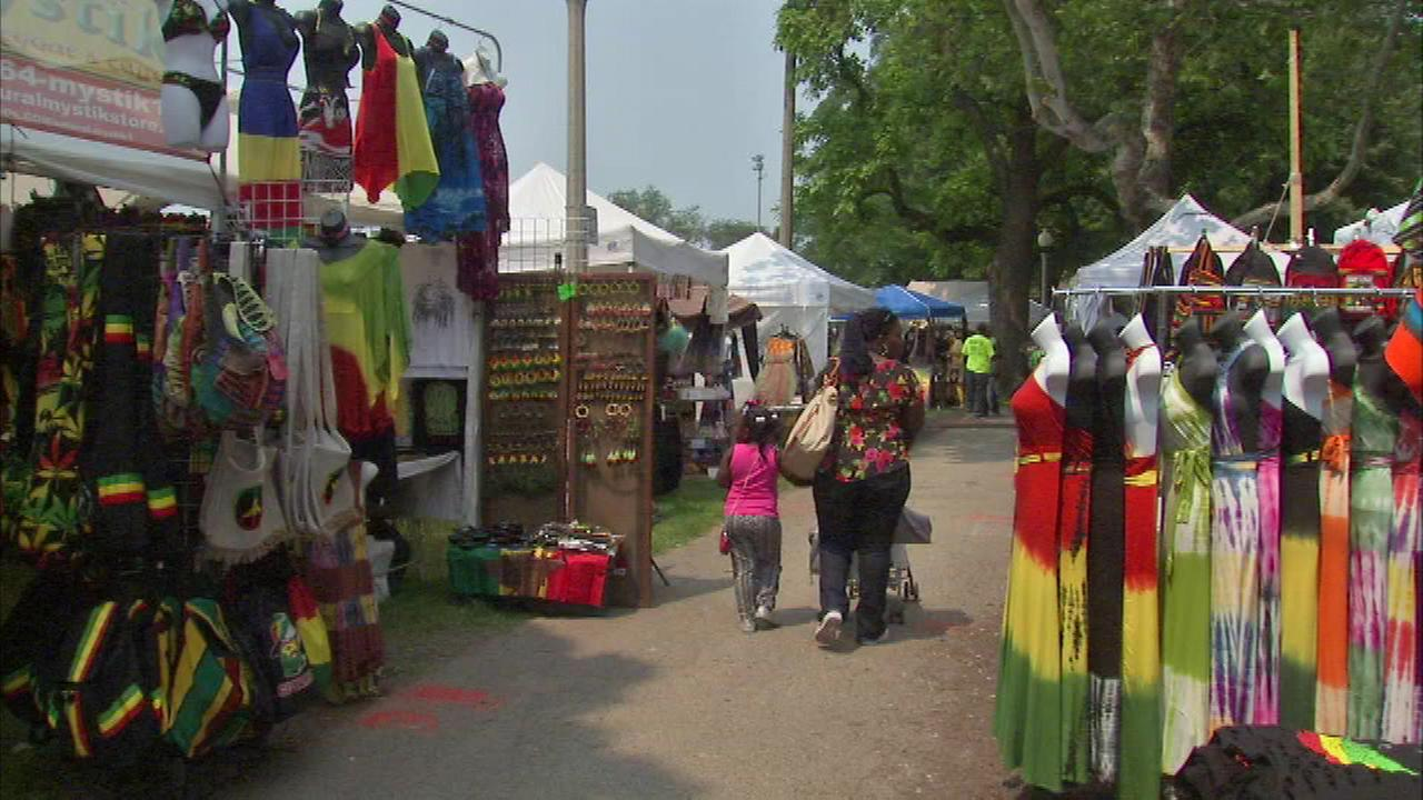 The Caribbean Festival of Life is celebrating African culture on the citys West Side this weekend.