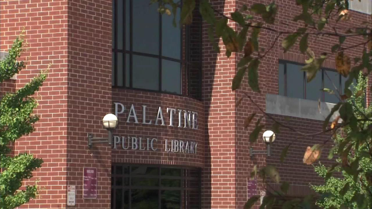 The main library in northwest suburban Palatine reopened Friday after a bedbug scare.